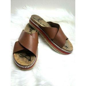 Sam Edelman Leyton Espadrille Sandals